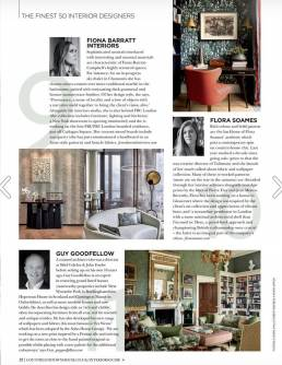 Country and Town Interiors 2020