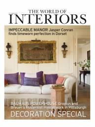 World of Interiors October 2020
